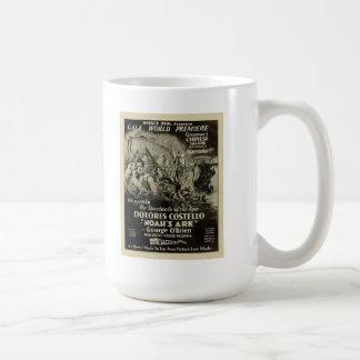 Noah's Ark 1928 vintage movie poster mug