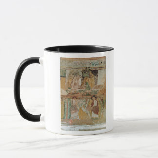 Noah's Ark and Moses Mug