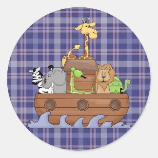 Noah's Ark Animals Fun Stickers