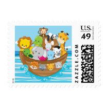 Noah's Ark | Baby Animals Postage