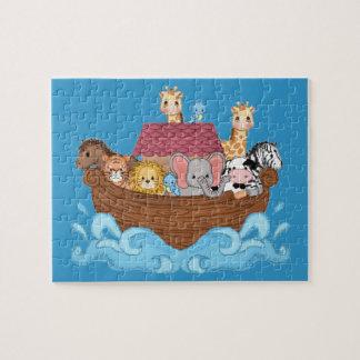 Noah's Ark Baby Puzzle