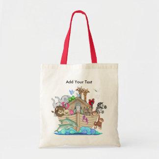 Noah's Ark Budget Tote Budget Tote Bag