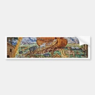 Noah's Ark Bumper Sticker