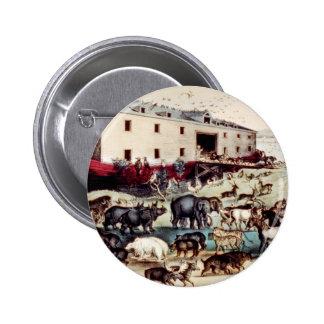 Noahs Ark Pinback Buttons