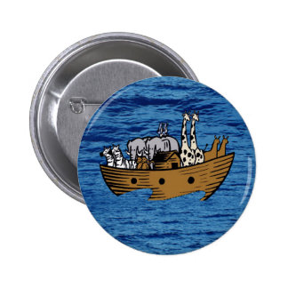 Noah's Ark Pinback Buttons
