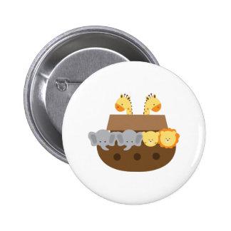 Noahs Ark Buttons