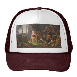 Noah's Ark by Charles Wilson Peale - Circa 1819 Trucker Hat