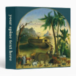 Noah's Ark by Hidley, Vintage Victorian Folk Art