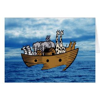 Noah's Ark Card