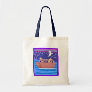 Noah's ark Christian artwork_2 Tote Bag
