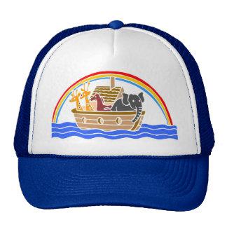 Noah's ark Christian artwork_4 Trucker Hat