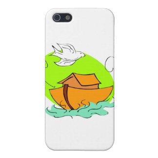 Noah's ark Christian artwork_5 Cover For iPhone SE/5/5s