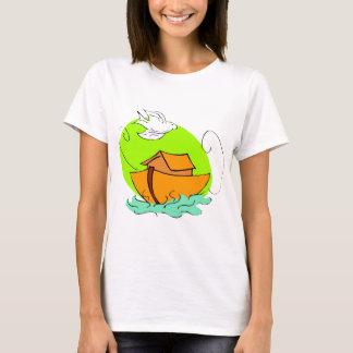 Noah's ark Christian artwork_5 T-Shirt