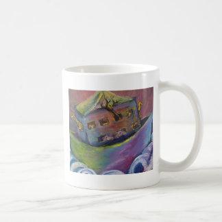 Noah's Ark Classic White Coffee Mug