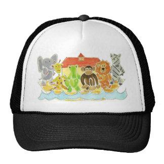 Noah's Ark Critters Trucker Hat