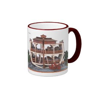 Noahs Ark Cross Section Model Coffee Mug