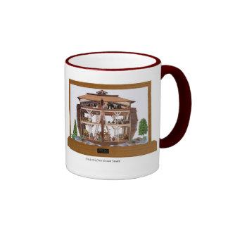 Noahs Ark Cross Section Model Mug