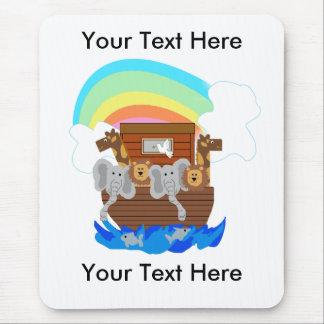 Noah's Ark Customizable Mouse Pad