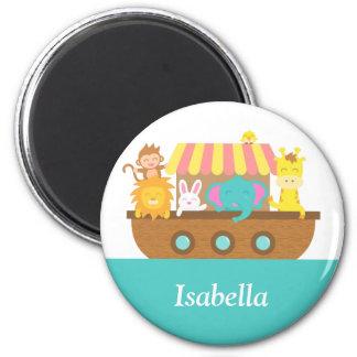 Noah's Ark, Cute Animals for kids Magnet