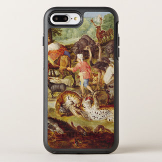 Noah's Ark, detail of the right hand side OtterBox Symmetry iPhone 7 Plus Case