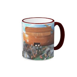 Noahs Ark Diorama Mug