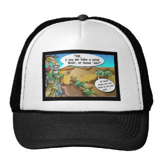 """Noah's Ark"" Funny Cartoon Tees Gifts Collectibles Trucker Hat"