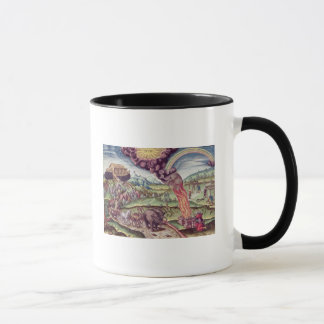 Noah's Ark, illustration from 'Brevis Narratio' Mug