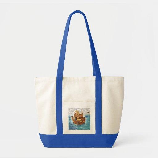 Noah's Ark Impulse Tote Bag