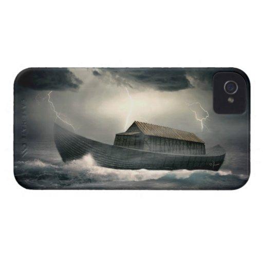 Noah's Ark iPhone 4 Covers