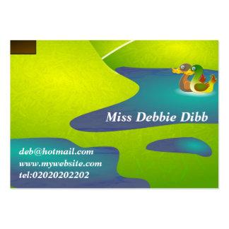Noahs Ark Large Business Card