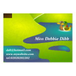 Noahs Ark Large Business Cards (Pack Of 100)
