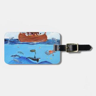 Noah's Ark Luggage Tag