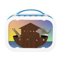 Noah's Ark Lunchbox