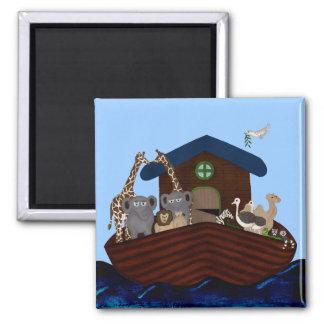 Noah's Ark Fridge Magnet