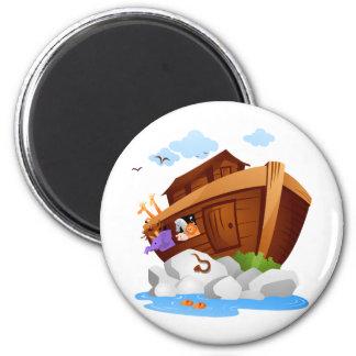 Noah's Ark Fridge Magnets