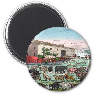 Noah's Ark magnets