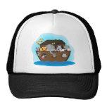 Noah's Ark Mesh Hat