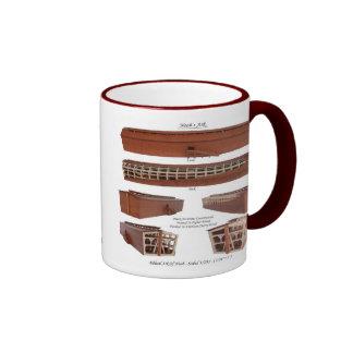 Noahs Ark Model Coffee Mug