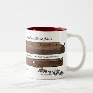 Noahs Ark Model Store Mug