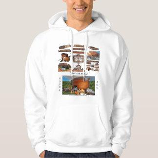 Noahs Ark Models Hooded Shirt