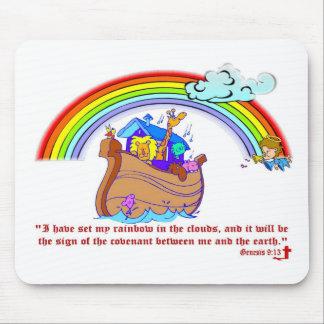 Noah's Ark Mouse Pad