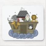 Noahs Ark Mousepad