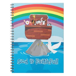 Noah's Ark Note Books