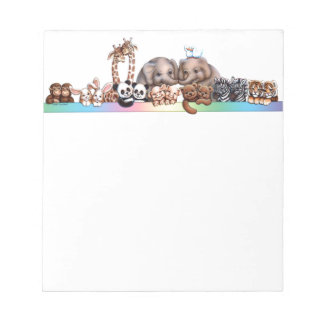 Noah's Ark Notepad