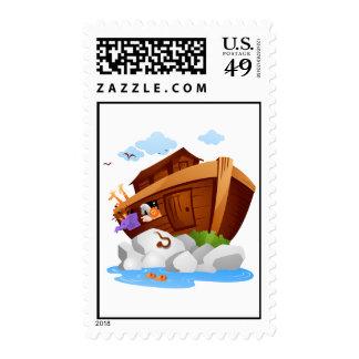 Noah's Ark Postage
