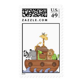 Noahs Ark postage