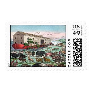 Noah's Ark postage (medium)