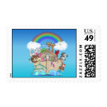 Noah's Ark  Postage Stamps