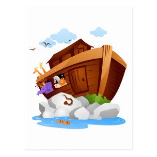 Noah's Ark Post Cards