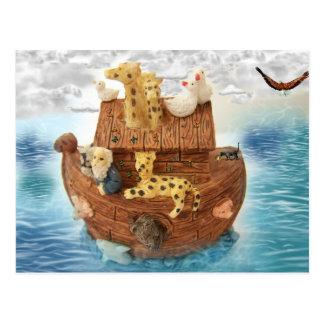 Noah's Ark Postcards